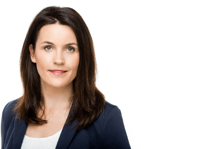 Abbildung: Claudia Herrmann, Marketingreferentin